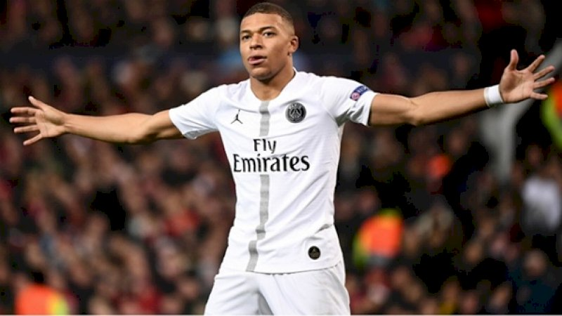 Kylian Mbappe. (Foto: Getty Images)