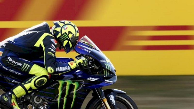 Valentino Rossi. (Foto: AP Photo)