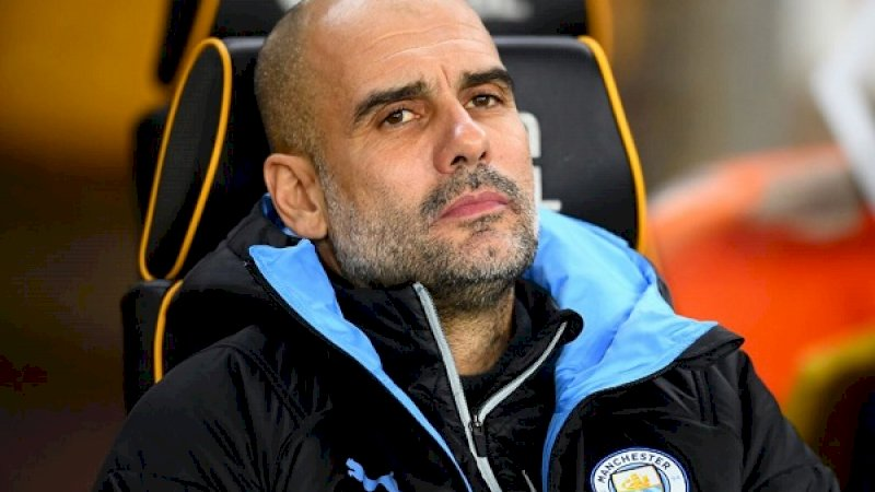 Pep Guardiola. (Foto: Getty Images)