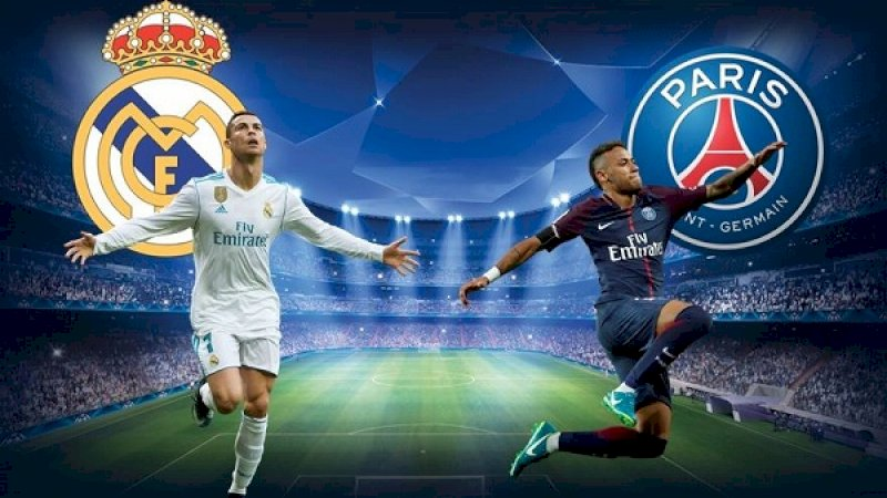 "Starting XI ""Fusion"" Real Madrid dan PSG, Hasilnya Tim Super"